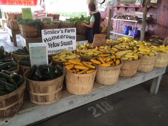 farmer's market TN